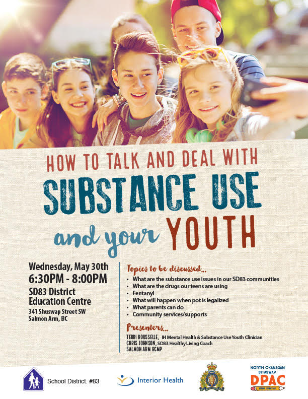 Substance Use & Your Youth (1)